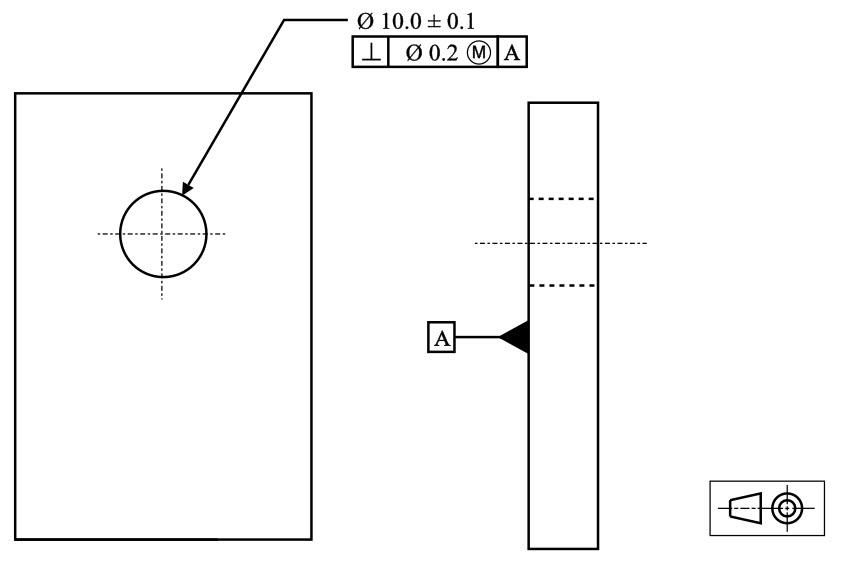 Perpendicularity Gd Amp T Basics