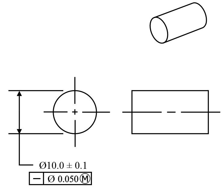 Straightness Example 3
