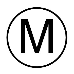 Max Material Condition Symbol