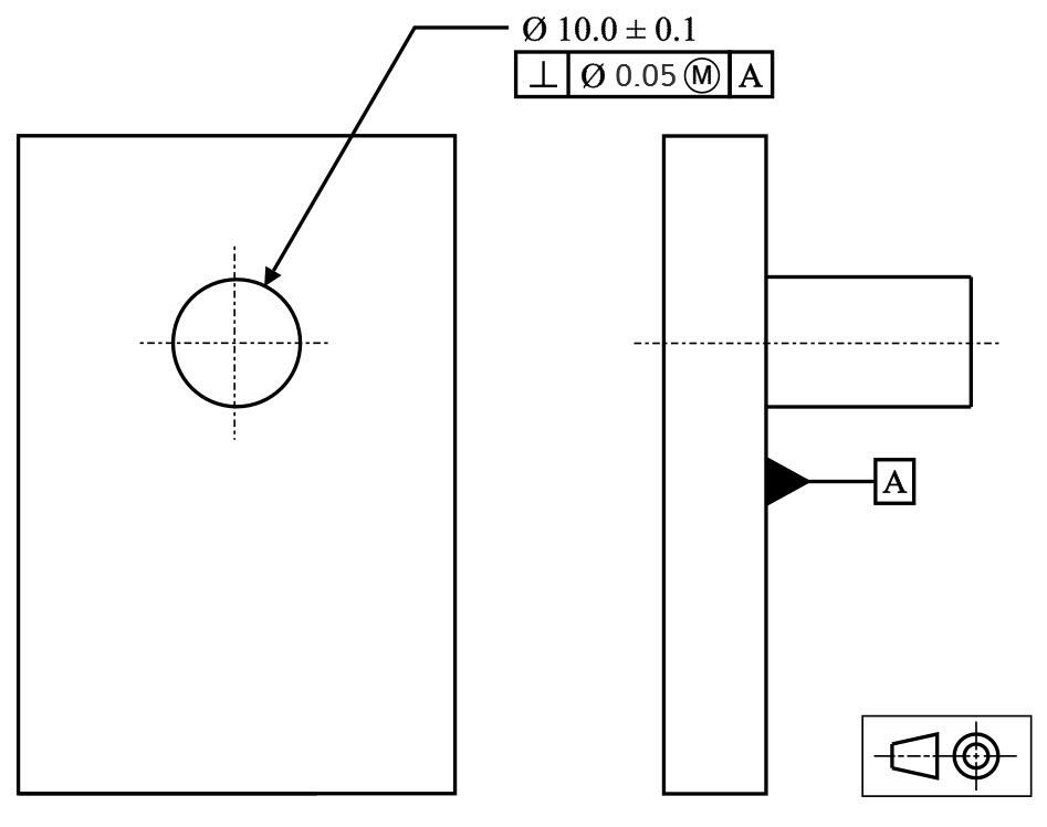 Maximum Material Condition Mmc Gdt Basics