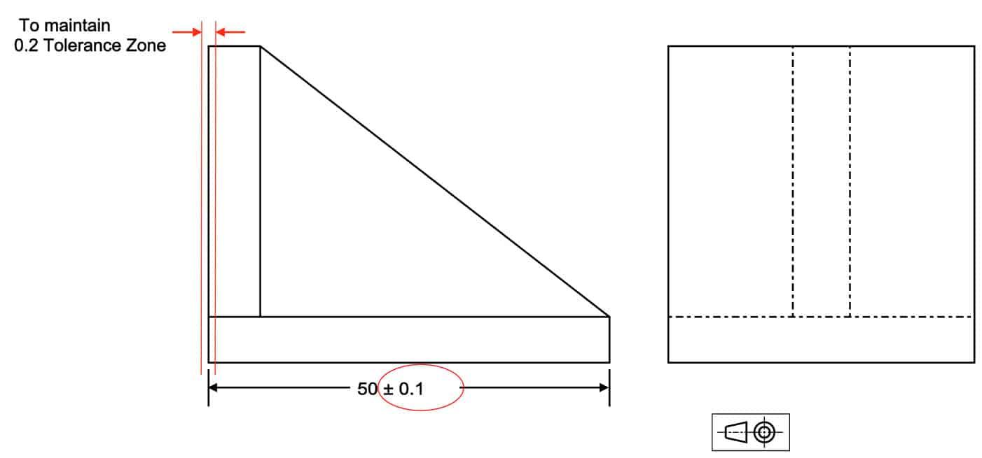 Perpendicularity | GD&T Basics