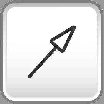 RUNOUT circular GD&T symbol