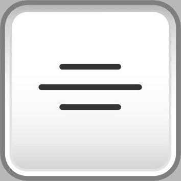 GD&T Symbol symmetry