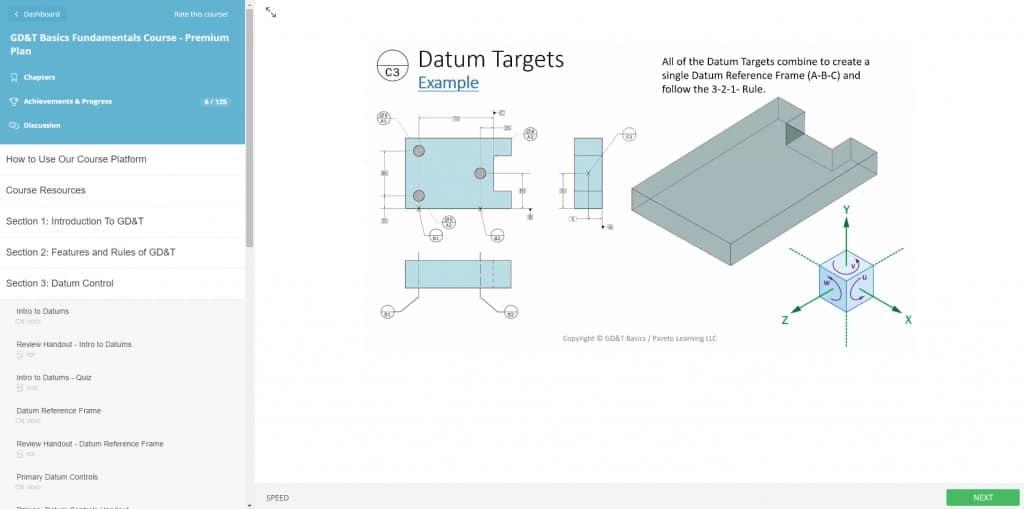 GD&T Basics Dashboard